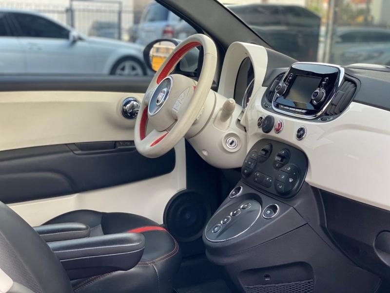 Fiat 500e 2017 price $7,995
