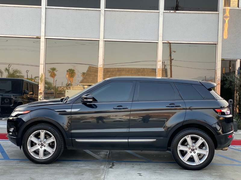 Land Rover Range Rover Evoque 2012 price $15,995
