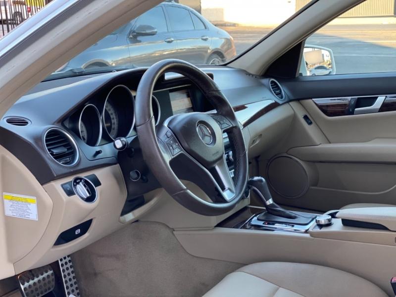 Mercedes-Benz C-Class 2013 price $9,995