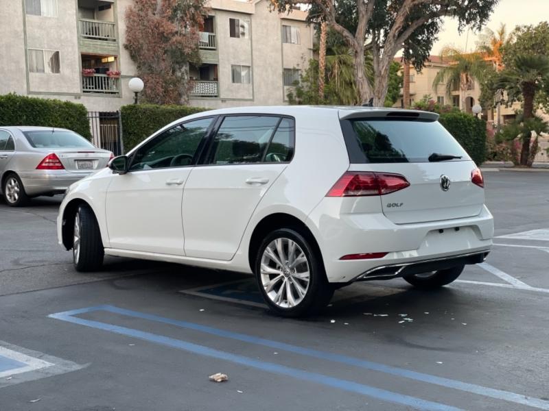 Volkswagen Golf 2020 price $17,995