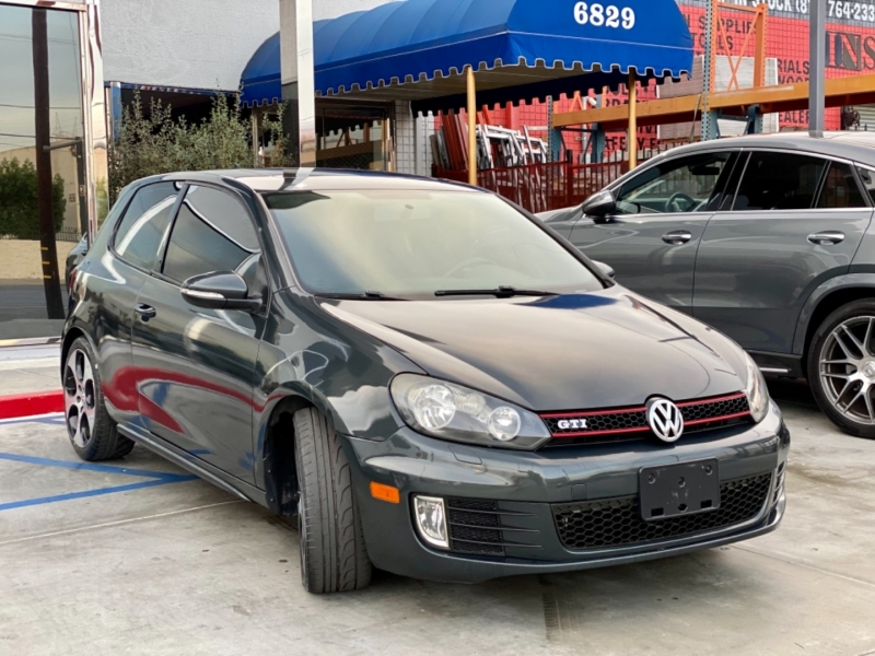 Volkswagen GTI 2010 price $7,995