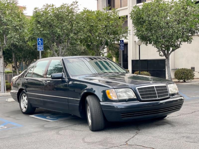 Mercedes-Benz S-Class 1997 price $8,995
