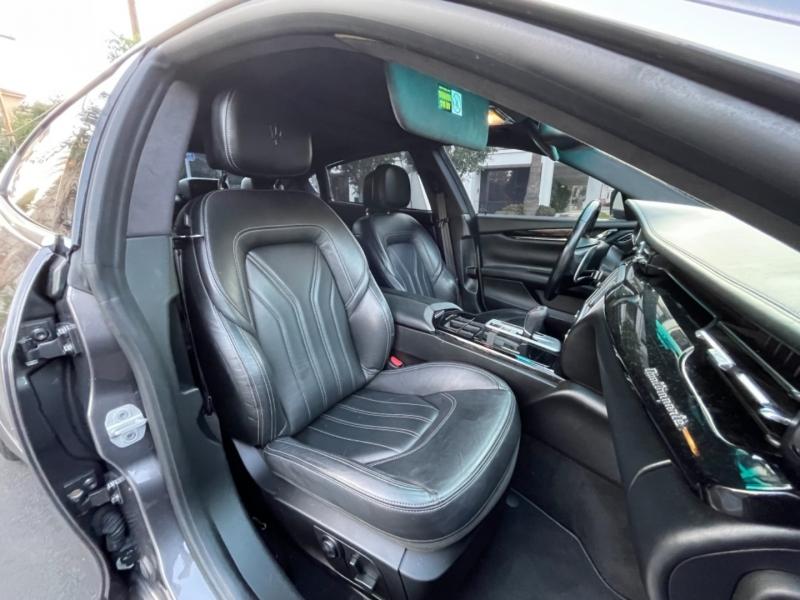 Maserati Quattroporte 2015 price $28,995