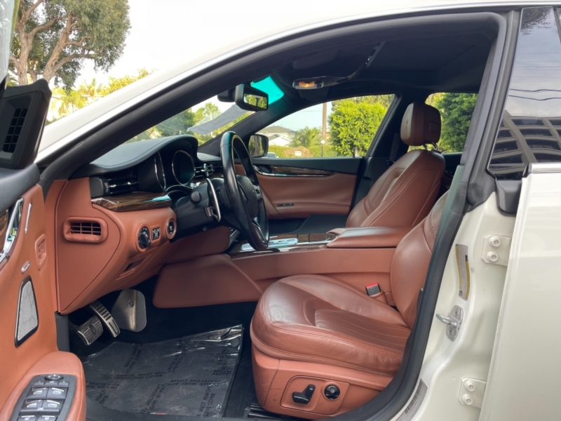 Maserati Quattroporte 2014 price $28,995