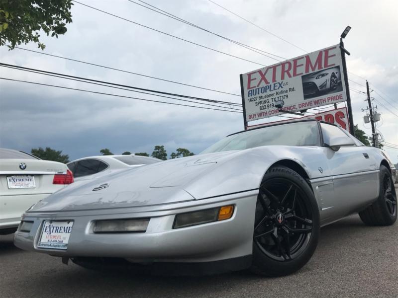 Chevrolet Corvette 1996 price $11,890