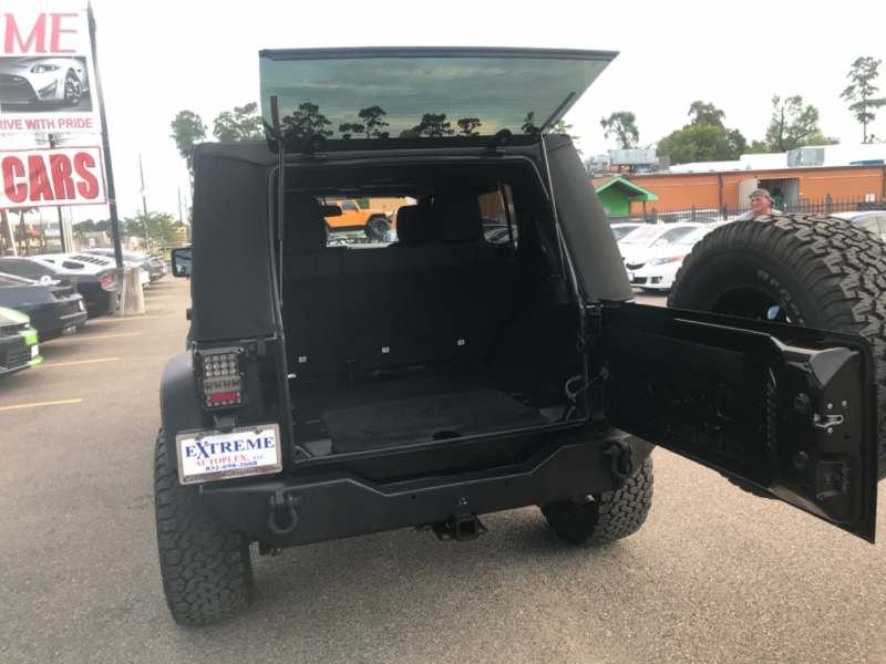 Jeep Wrangler Unlimited 2013 price $26,499