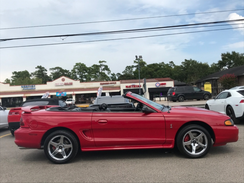 Ford Mustang 1997 price $13,480