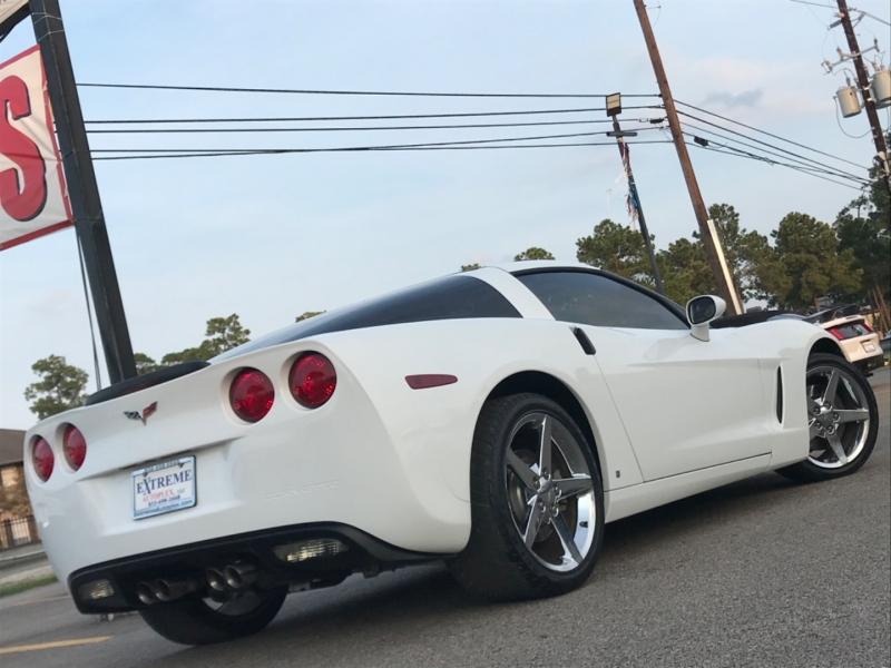 Chevrolet Corvette 2007 price $27,995