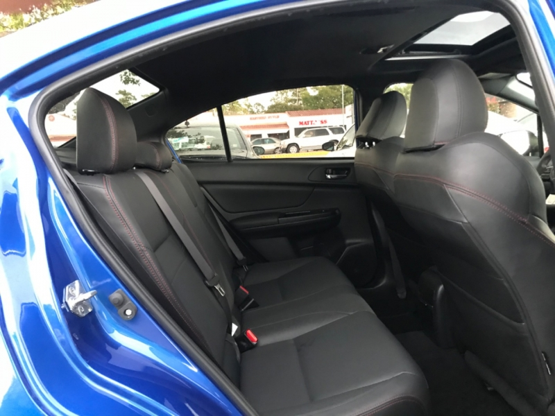 Subaru WRX 2016 price $24,350