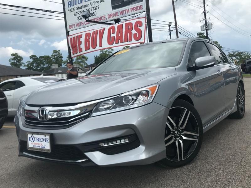 Honda Accord 2017 price $14,890