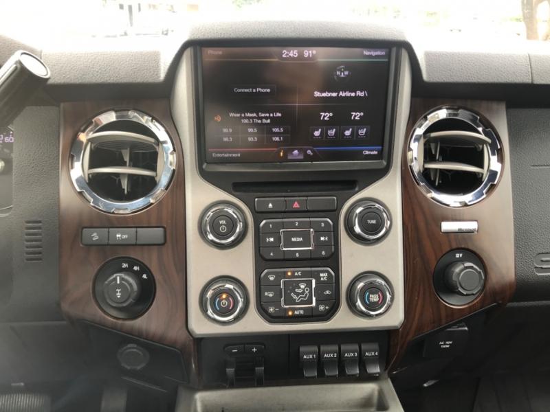 Ford Super Duty F-250 2013 price $39,890
