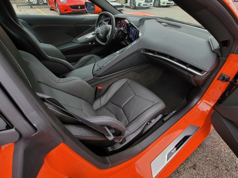 Chevrolet Corvette 2020 price $93,890