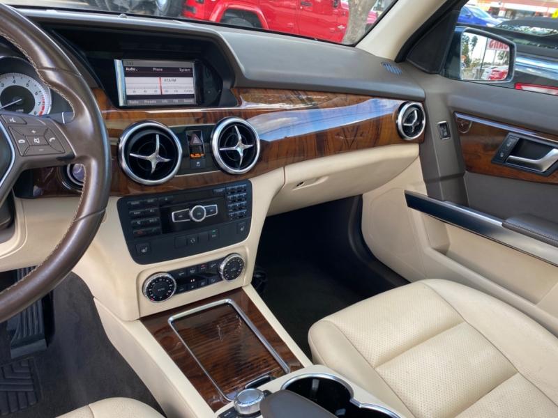 Mercedes-Benz GLK-Class 2013 price $13,890