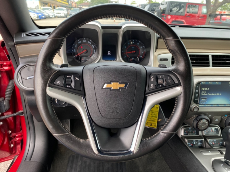 Chevrolet Camaro 2014 price $16,890