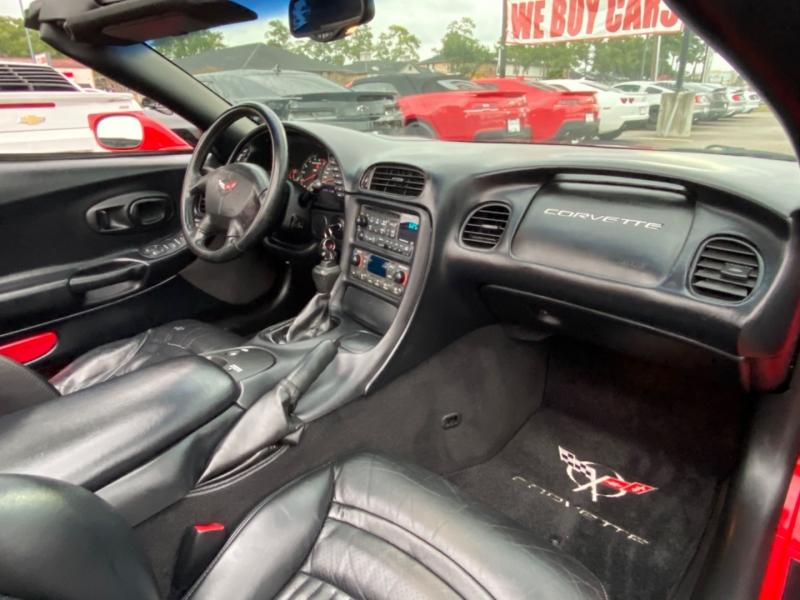 Chevrolet Corvette 2003 price $19,890