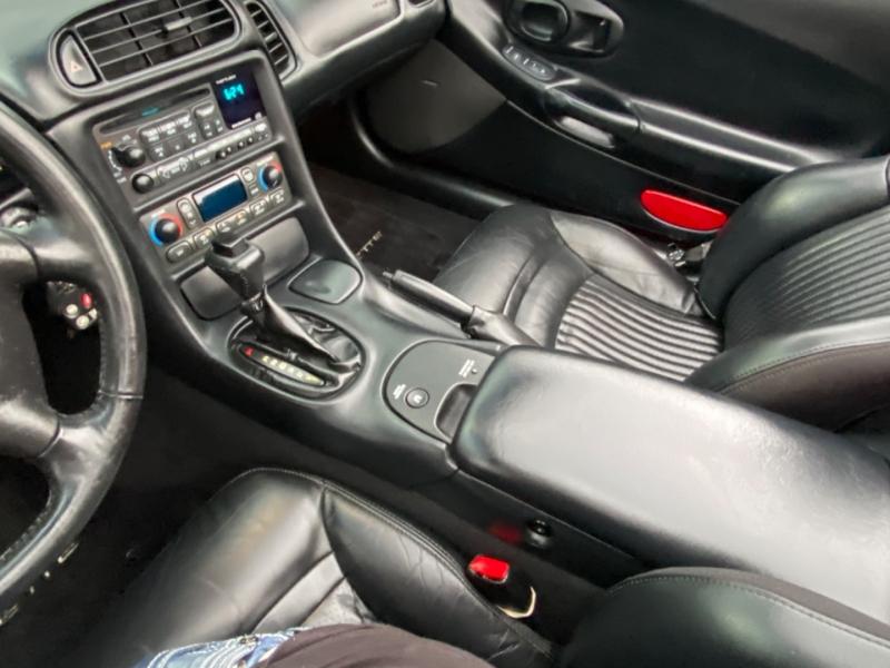 Chevrolet Corvette 2003 price $20,690