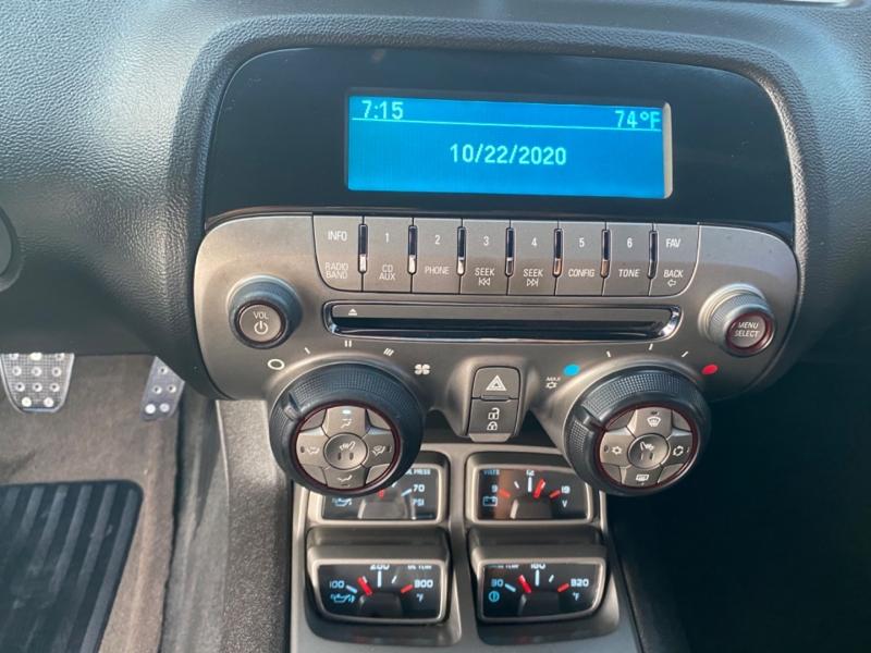 Chevrolet Camaro 2011 price $22,599