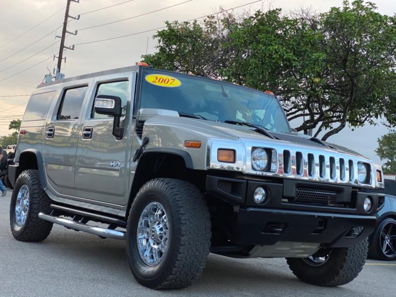 Hummer H2 2007 price $26,890