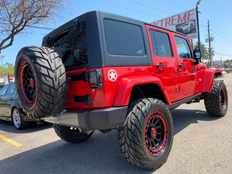 Jeep Wrangler Unlimited 2014 price $39,890