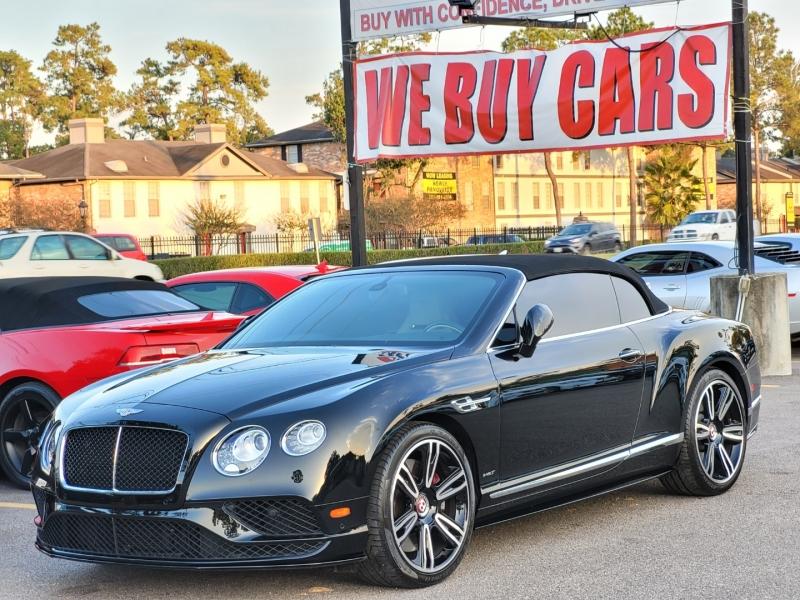 Bentley Continental GT 2016 price $124,890
