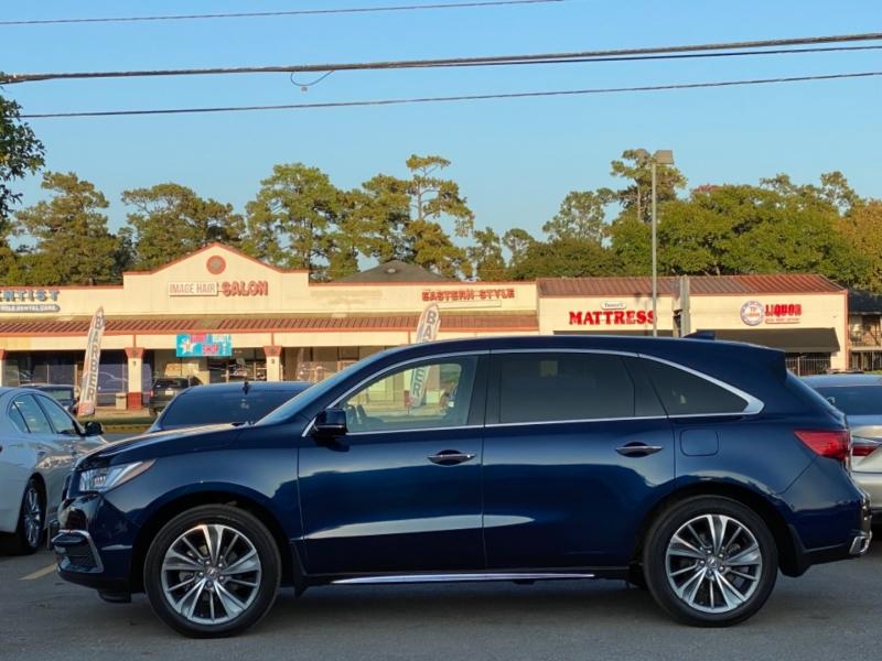 Acura MDX 2017 price $29,890