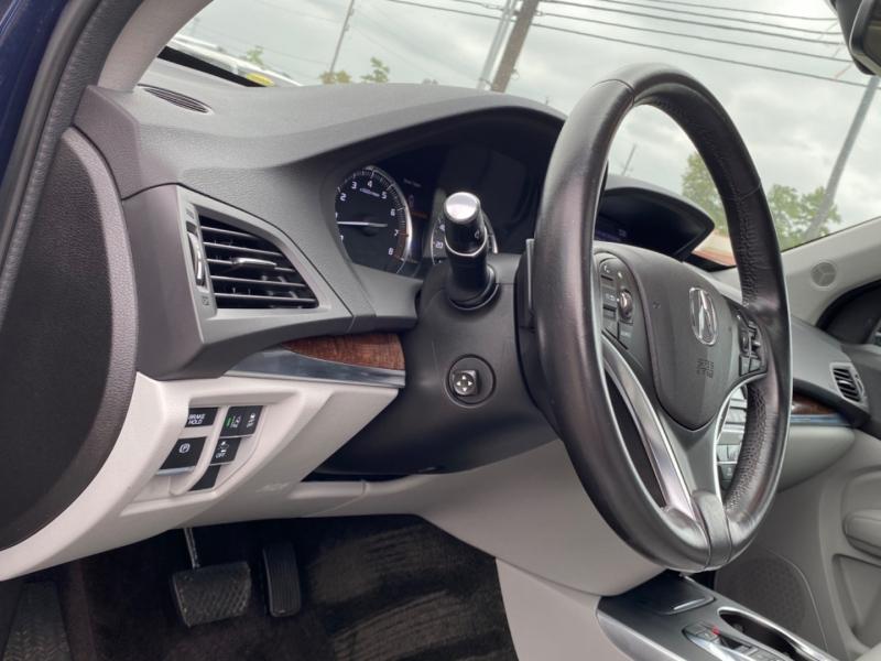 Acura MDX 2017 price $31,890