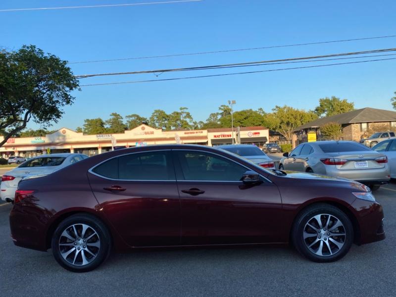 Acura TLX 2015 price $17,890