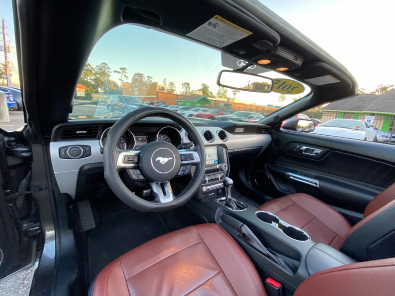 Ford Mustang 2016 price $27,890