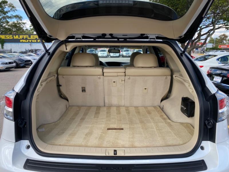Lexus RX 350 2013 price $19,223