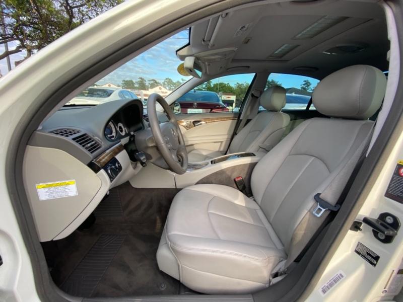 Mercedes-Benz E-Class 2008 price $9,890