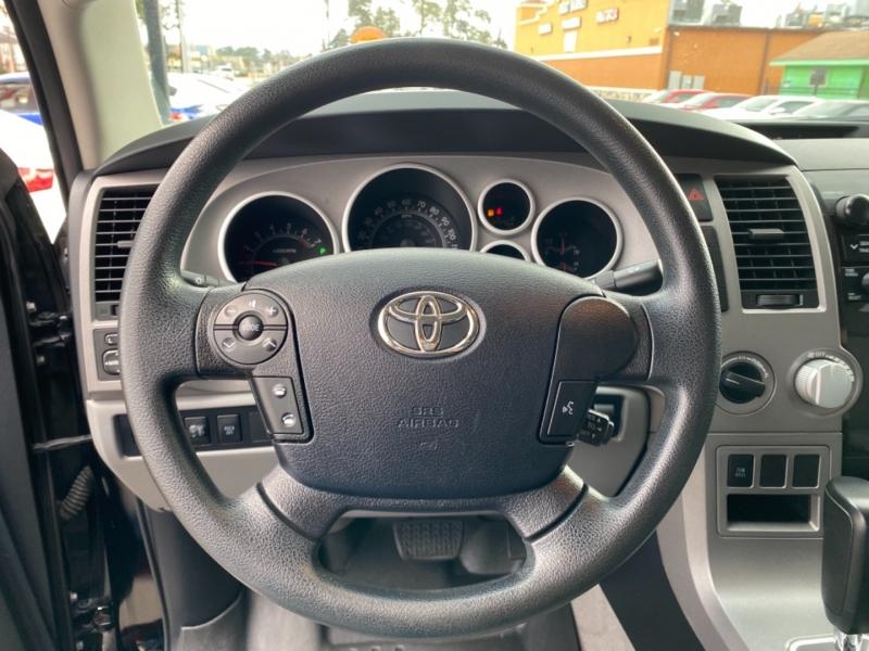 Toyota Tundra 2011 price $24,890