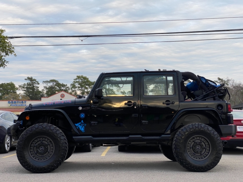 Jeep Wrangler Unlimited 2016 price $30,890