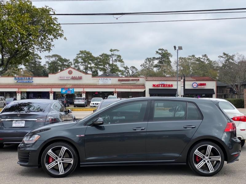 Volkswagen Golf GTI 2016 price $19,490