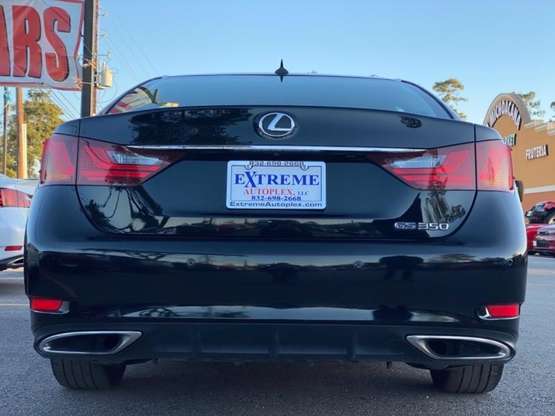 Lexus GS 350 2013 price $17,890