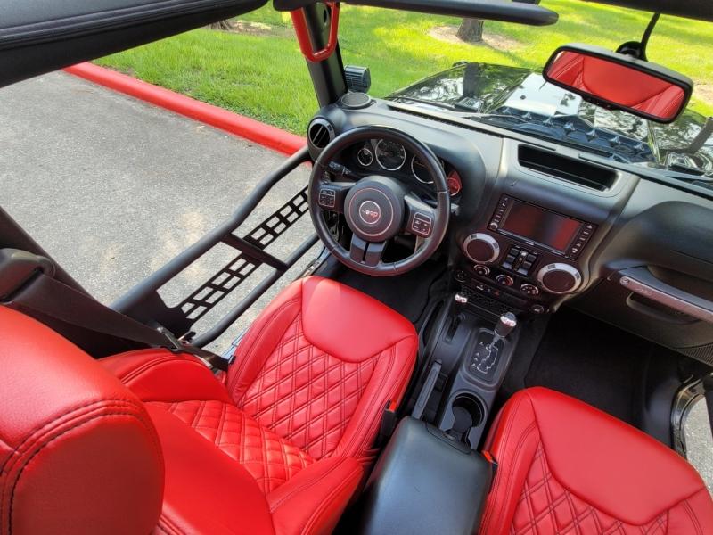 Jeep Wrangler Unlimited 2016 price $41,890