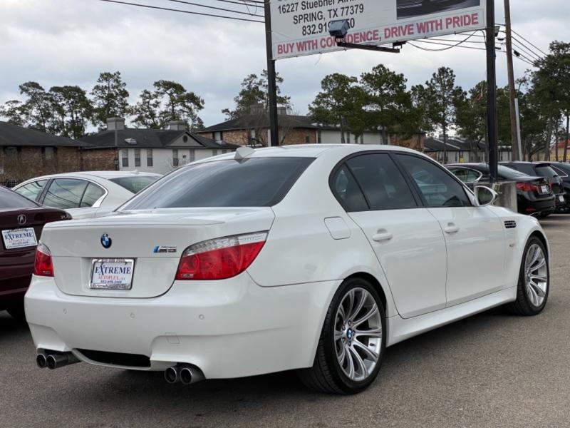 BMW M5 2009 price $20,890