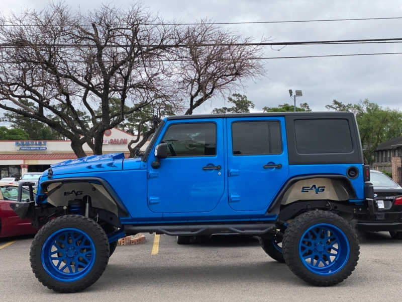 Jeep Wrangler Unlimited 2015 price $41,890