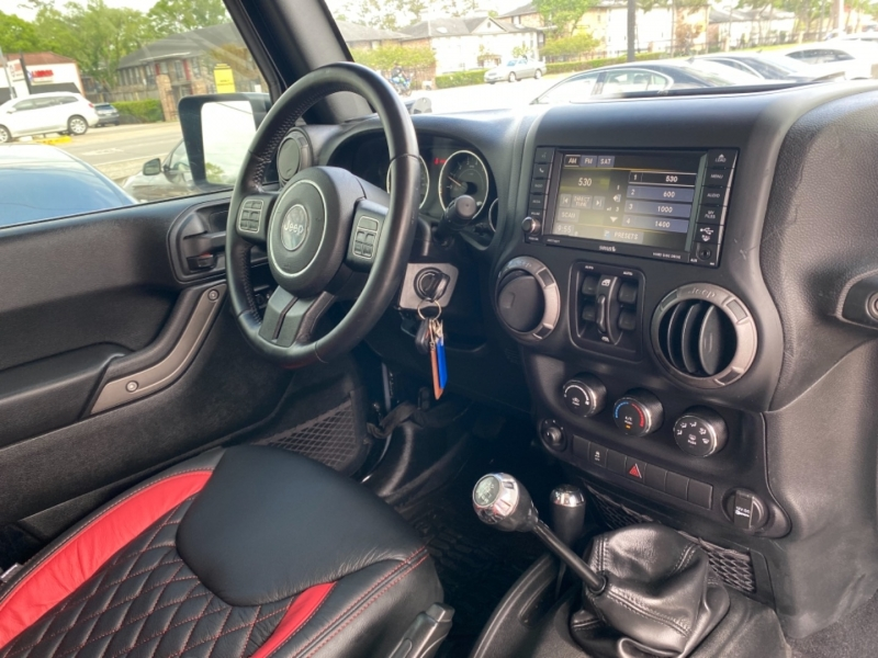 Jeep Wrangler Unlimited 2016 price $39,890