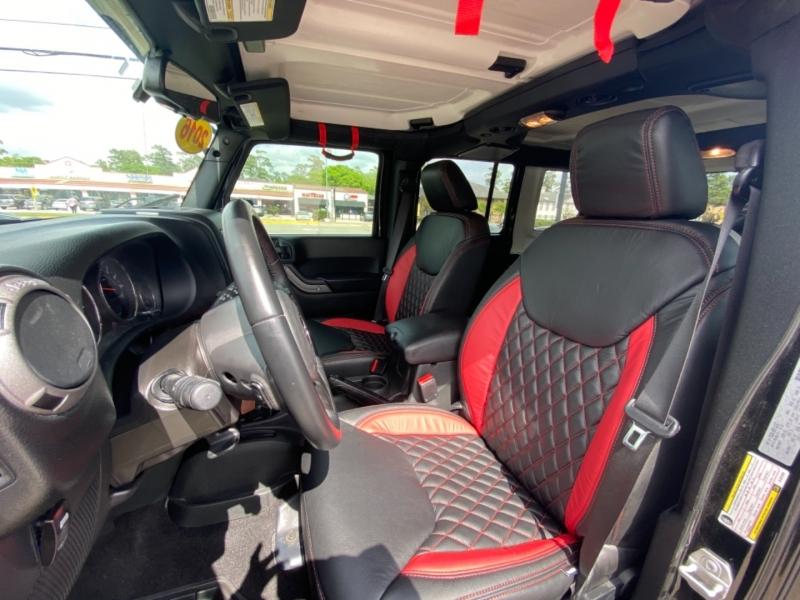 Jeep Wrangler Unlimited 2016 price $38,890