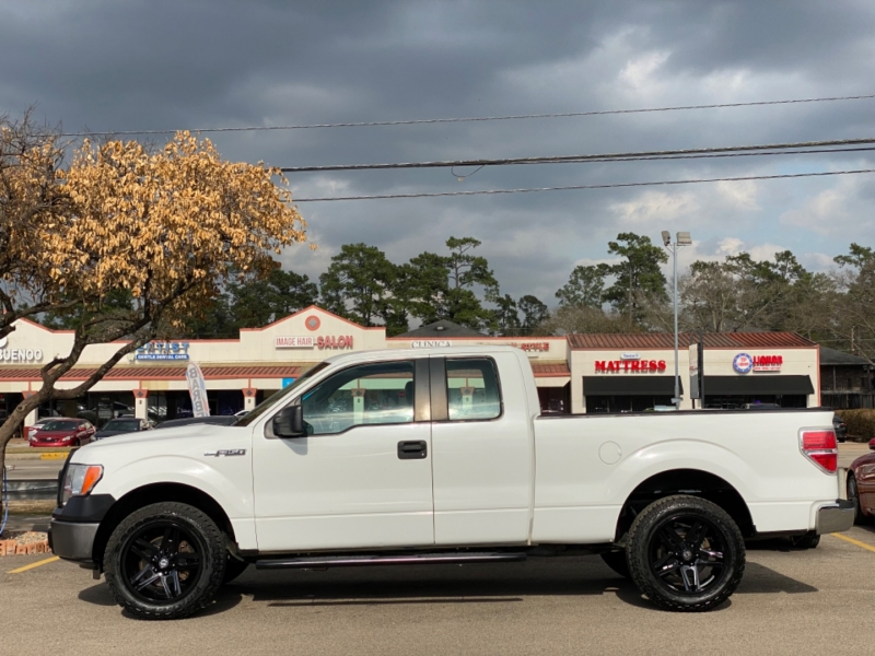 Ford F-150 2013 price $12,890