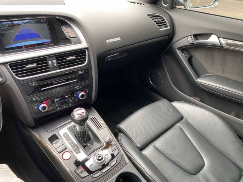 Audi S5 2016 price $29,890