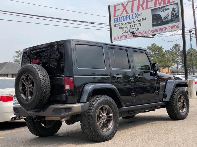 Jeep Wrangler Unlimited 2016 price $31,890
