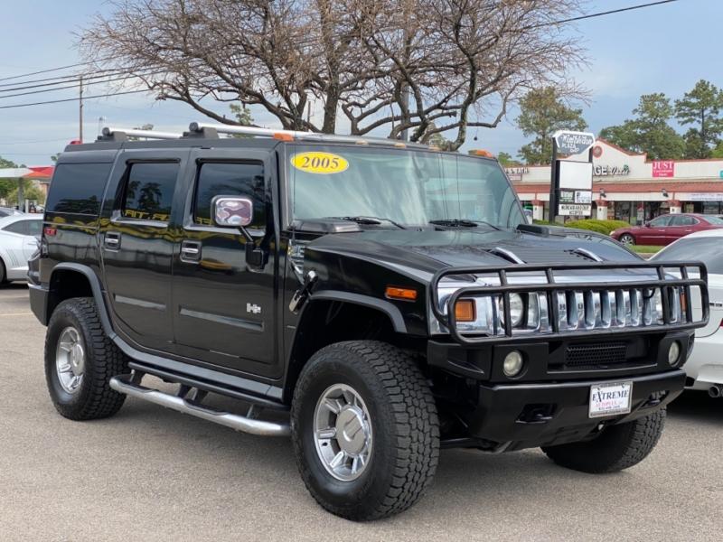 Hummer H2 2005 price $23,890