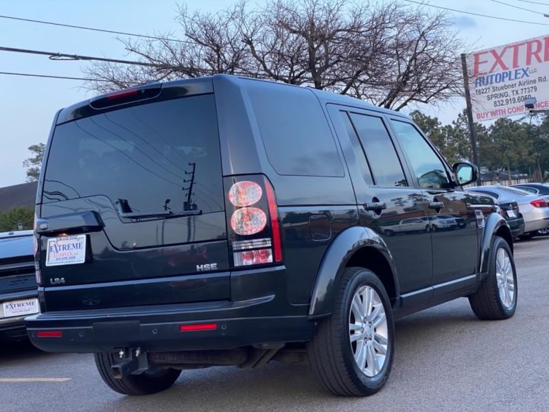 Land Rover LR4 2014 price $23,890
