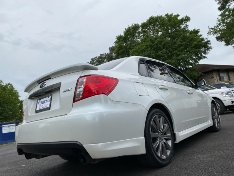Subaru Impreza Sedan WRX 2009 price $15,890
