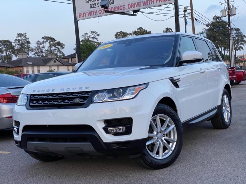 Land Rover Range Rover Sport 2017 price $41,890