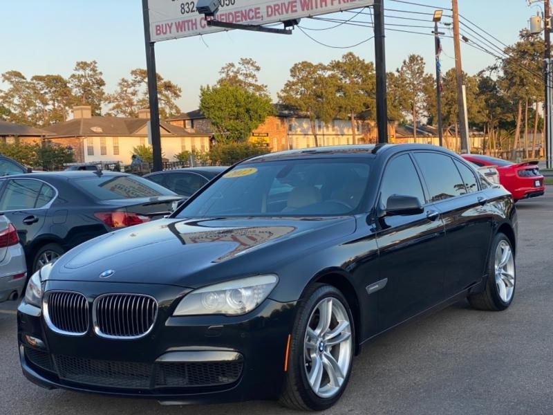 BMW 7-Series 2012 price $17,890