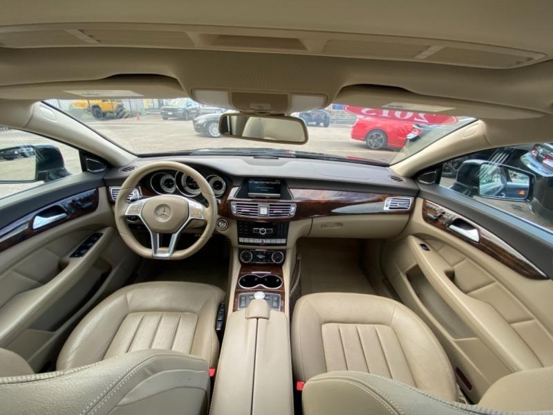 Mercedes-Benz CLS-Class 2013 price $23,890