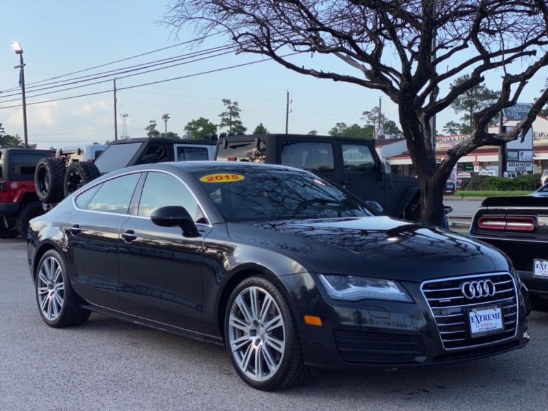 Audi A7 2015 price $26,890