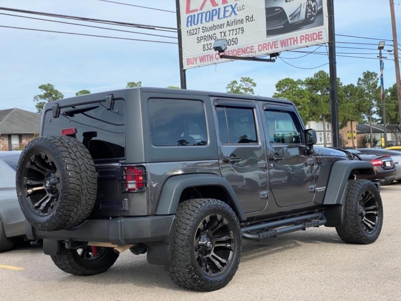 Jeep Wrangler Unlimited 2016 price $32,890